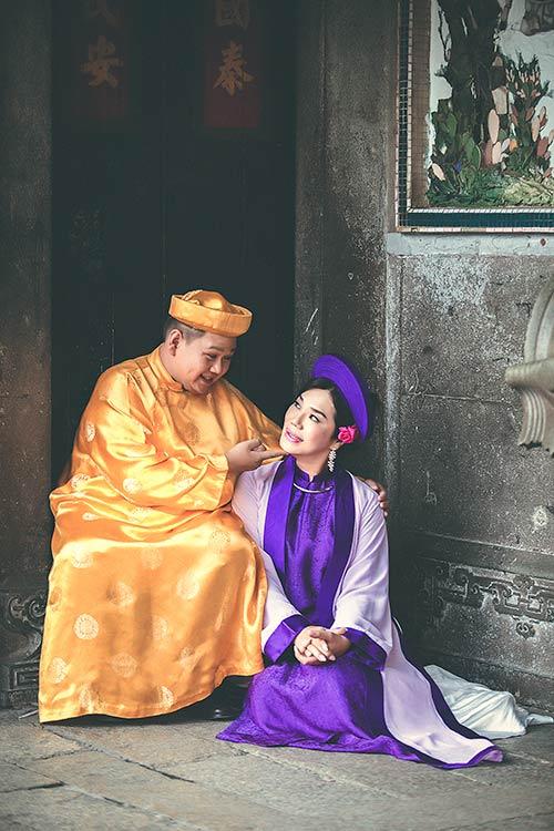 """cindy thai tai khoe ve dep cua """"menh phu phu nhan"""" - 4"""