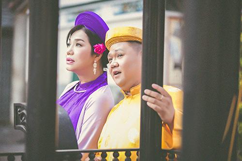 """Cindy Thái Tài khoe vẻ đẹp của """"mệnh phụ phu nhân""""-2"""
