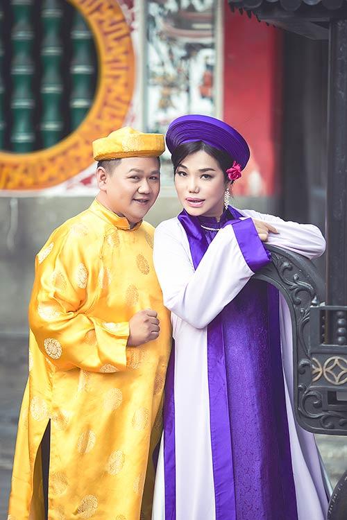 """Cindy Thái Tài khoe vẻ đẹp của """"mệnh phụ phu nhân""""-1"""