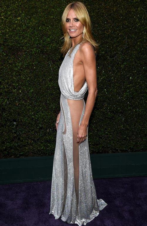 Những bộ cánh gợi cảm lùm xùm tại Oscar 2015-7