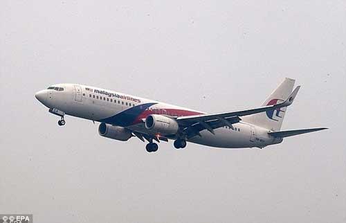 Máy bay MH370 chuyển hướng về Nam Cực trước khi rơi?-1