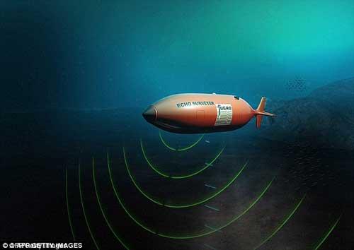 Máy bay MH370 chuyển hướng về Nam Cực trước khi rơi?-3