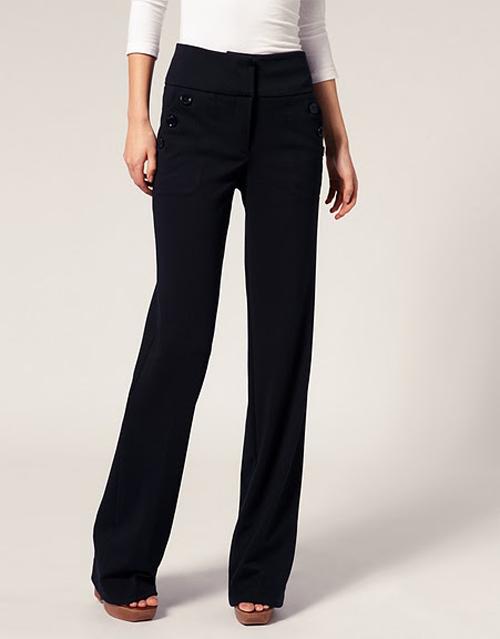 Mách nữ công sở cách mặc quần cao lên tức thì - 11