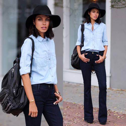 "goi y tu nhung nang cong so ""nghien"" mac jeans - 3"