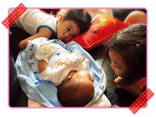 Hà Kiều Anh hạnh phúc du xuân cùng chồng, con-9