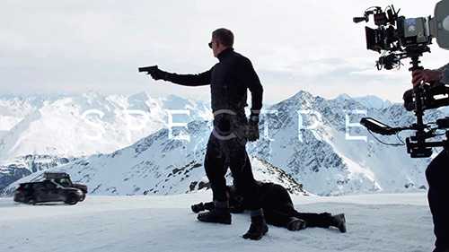 "he lo hinh anh dau tien trong ""007: spectre"" - 2"