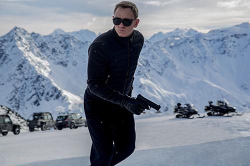 "he lo hinh anh dau tien trong ""007: spectre"" - 3"
