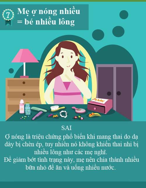 su that ve nhung loi don khien me bau lo lang - 7