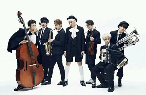 EXO, SHINee chính thức tham dự Music Bank tại Việt Nam-7