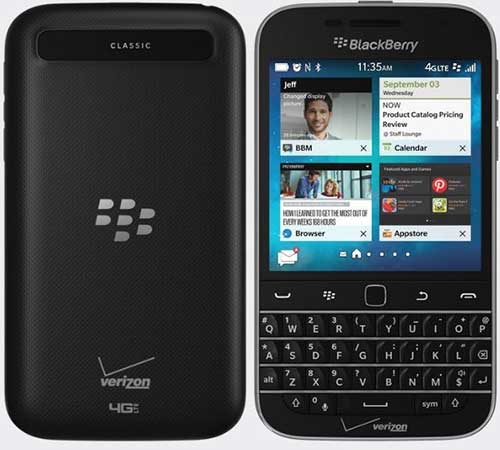 blackberry classic co them phien ban khong dung camera - 1
