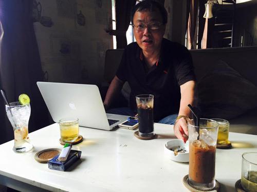 cong dong mang phat sot vi bai tho tang vo 8/3 - 2