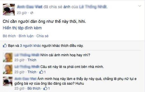 cong dong mang phat sot vi bai tho tang vo 8/3 - 5