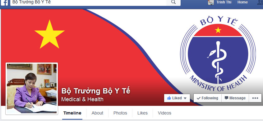facebook bi che don dieu, thu ky bo truong tien noi gi? - 1