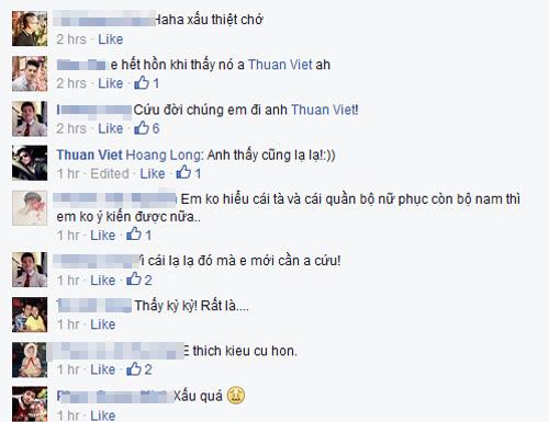 dong phuc moi cua tiep vien vietnam airlines bi che xau - 6