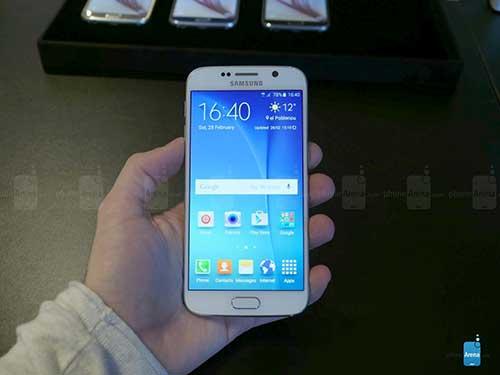 Samsung Galaxy S6 giá khởi điểm 16,7 triệu đồng tại châu Âu - 1