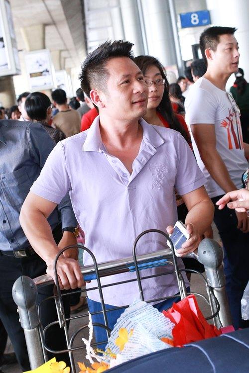 """bang kieu """"le bong"""" ve nuoc vang ban gai hoa hau - 2"""