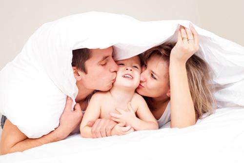 """Vài chiêu """"giữ chồng"""" cho mẹ sau sinh-1"""