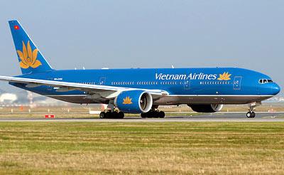 Máy bay Vietnam Airlines suýt húc nhau tại Trung Quốc-1