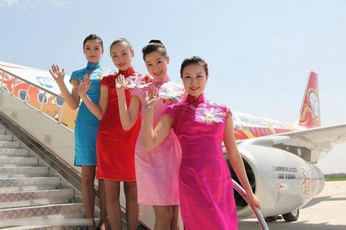 Những đồng phục hàng không bị chê tả tơi trên thế giới-6