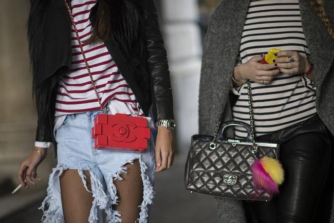 Thời trang đôi tuyệt đỉnh của các dân chơi thời trang
