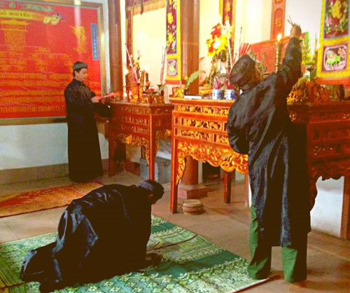 Cách cúng Rằm tháng Giêng của người dân xứ Nghệ-2