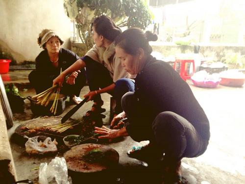 Cách cúng Rằm tháng Giêng của người dân xứ Nghệ-1