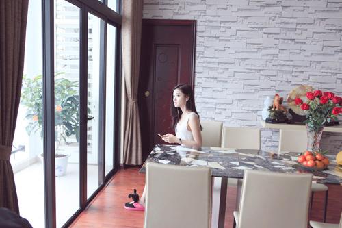 Sao Việt nô nức tậu nhà mới đầu năm-2