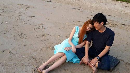 Lilly Luta lãng mạn sánh đôi cùng Troy Lê tại Thái Lan-1