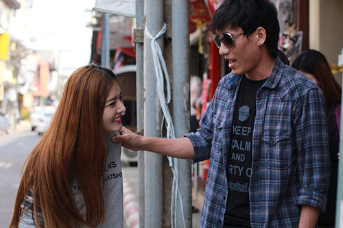 Lilly Luta lãng mạn sánh đôi cùng Troy Lê tại Thái Lan-7