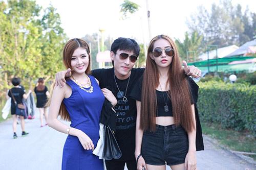 Lilly Luta lãng mạn sánh đôi cùng Troy Lê tại Thái Lan-6