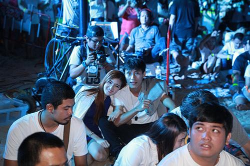 Lilly Luta lãng mạn sánh đôi cùng Troy Lê tại Thái Lan-5