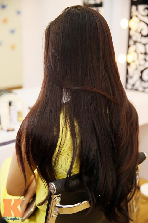 8/3: Xinh lung linh với tóc xoăn sóng to bồng bềnh - 3