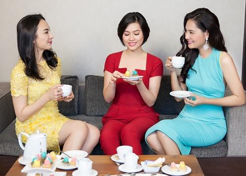 HH Hương Giang vui vẻ hội ngộ Hoàng My-3