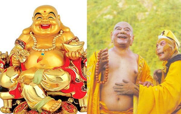 """""""Phật Di Lặc"""" của Tây du ký qua đời-3"""