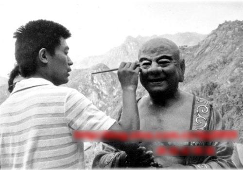 """""""Phật Di Lặc"""" của Tây du ký qua đời-2"""