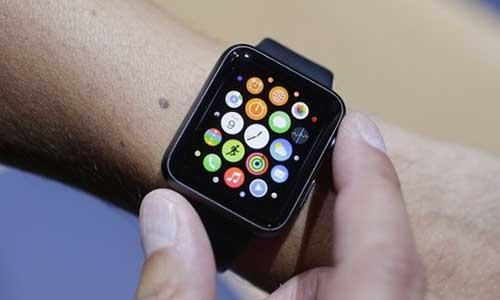 apple watch, gia khoi diem 349 usd, phat hanh 24-4 - 1