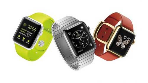 apple watch, gia khoi diem 349 usd, phat hanh 24-4 - 2