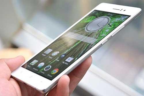 nhung smartphone mong nhat dang ban tai viet nam - 1