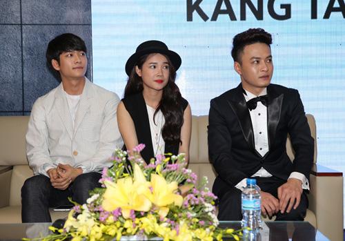 "kang tae oh cua tuoi thanh xuan bi ""bao vay"" tai hn - 9"