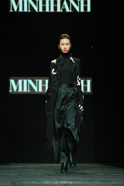 "minh hanh ""xuat chieu"" tai tuan thoi trang thu dong 2015 - 7"