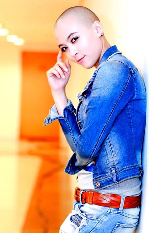 co gai cao dau troc gay 'sot' vietnam idol 2015 - 2
