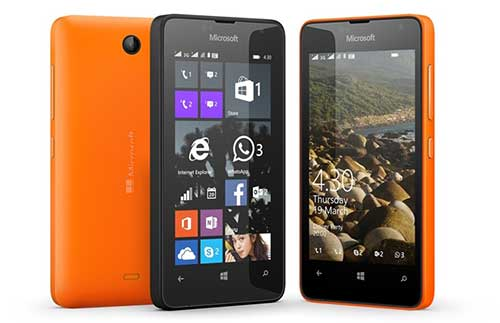 microsoft ra mat lumia 430: dien thoai windows phone re nhat tu truoc toi nay - 2