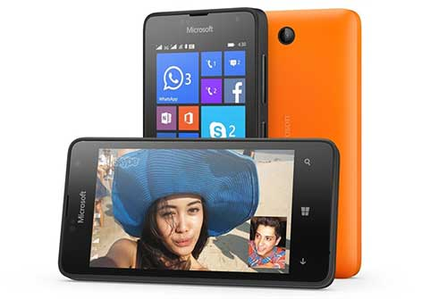microsoft ra mat lumia 430: dien thoai windows phone re nhat tu truoc toi nay - 3
