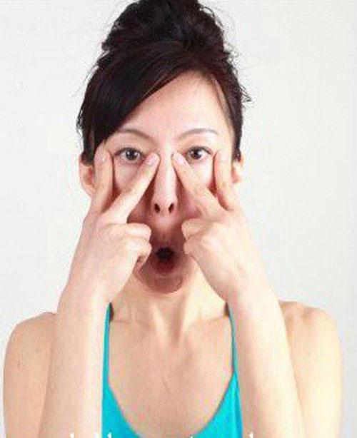 cac dong tac tre hoa bang yoga cho khuon mat (p2) - 2