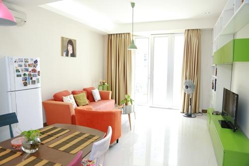 Phòng khách nhà sao Việt - đơn giản mà vẫn sang-17
