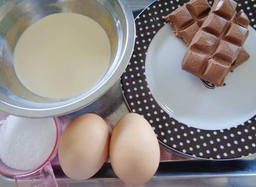 trang mieng tuyet voi voi chocolate mousse - 1