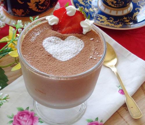 trang mieng tuyet voi voi chocolate mousse - 5