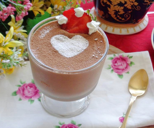 trang mieng tuyet voi voi chocolate mousse - 8
