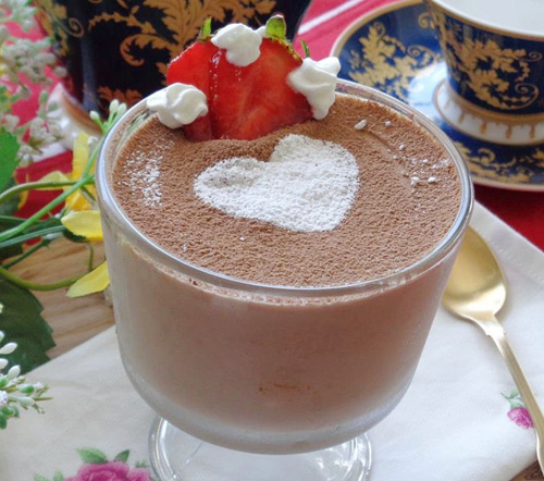 trang mieng tuyet voi voi chocolate mousse - 9