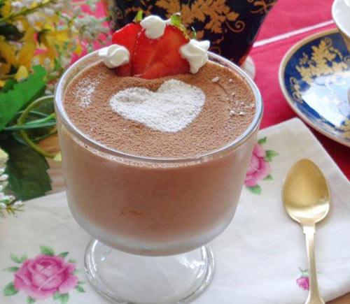 trang mieng tuyet voi voi chocolate mousse - 7